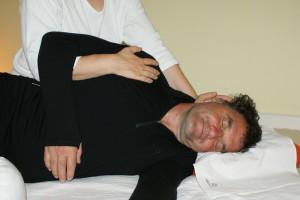 Shiatsu Münster Massage Rücken
