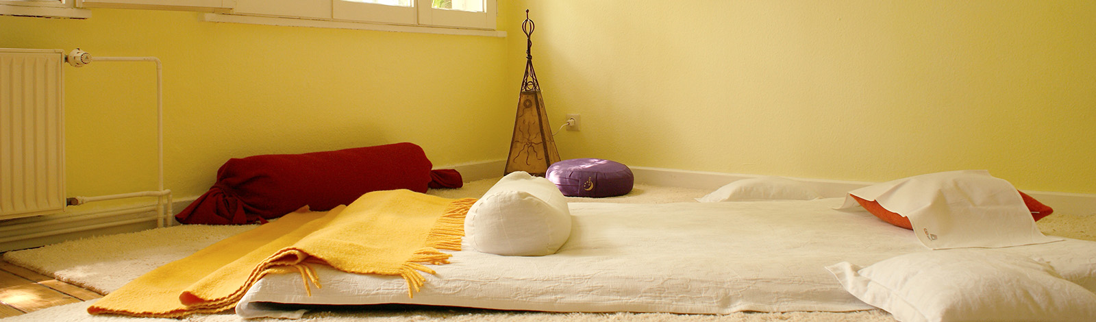 Shiatsu-Münster-Massage-Meditation Raum